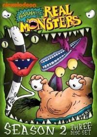 File:Aaahh!!! Real Monsters Season 2.jpg