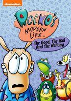 Rocko TheGoodTheBadAndTheWallaby DVD
