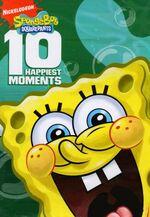 SpongeBob DVD - 10 Happiest Moments