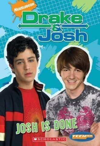 File:Drake & Josh Josh is Done Book.JPG