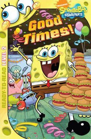 File:SpongeBob Good Times! Book.jpg
