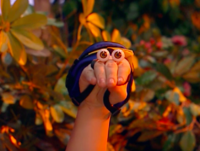 Oobi Noggin Nick Jr. TV Series Character 7