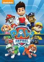 Paw Patrol on DVD