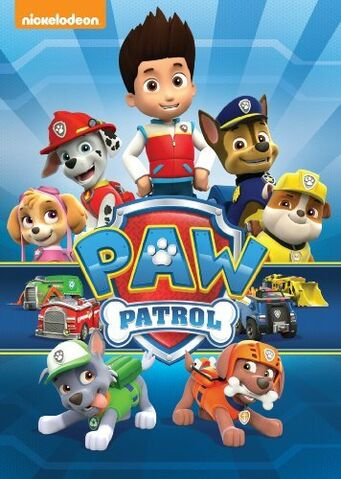 File:Paw Patrol on DVD.jpg