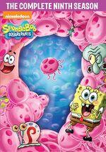 SpongeBobSquarePantsSeason9DVD