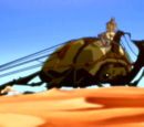 Reuze Woestijn Kever