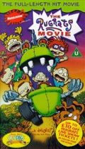 The Rugrats Movie UK VHS