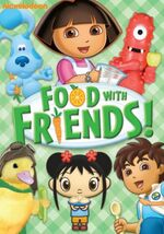 Food With Friends DVD