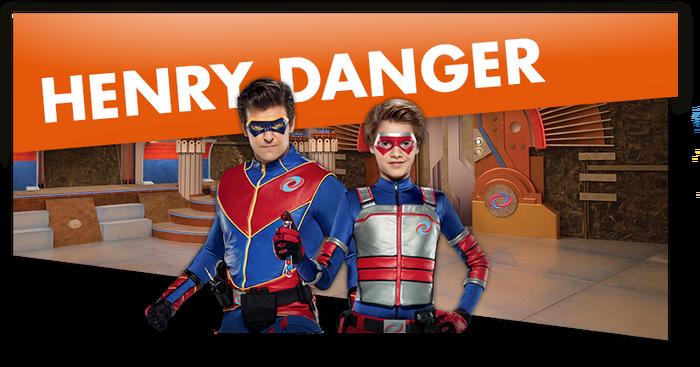 Henry Danger Logopedia Fandom Powered By Wikia - Imagez co