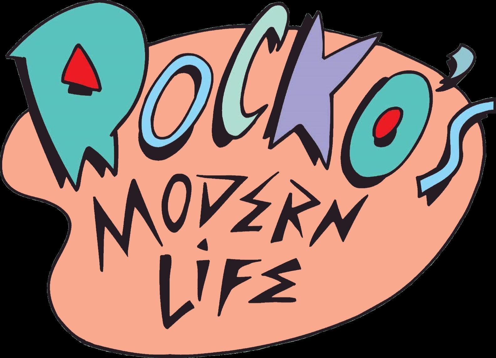 File:Rocko's Modern Life logo.png