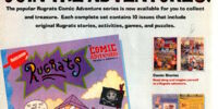 Rugrats Comic Adventures