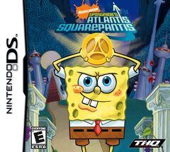 SpongeBobAtlantisSquarePantisDS