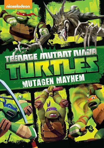 File:TMNT Mutagen Mayham DVD.jpg
