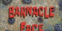 Barnacle Face