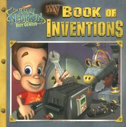 Jimmy Neutron My Book of Inventions