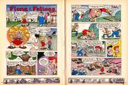Fiona of the Felines Nickelodeon Magazine comic May 2003