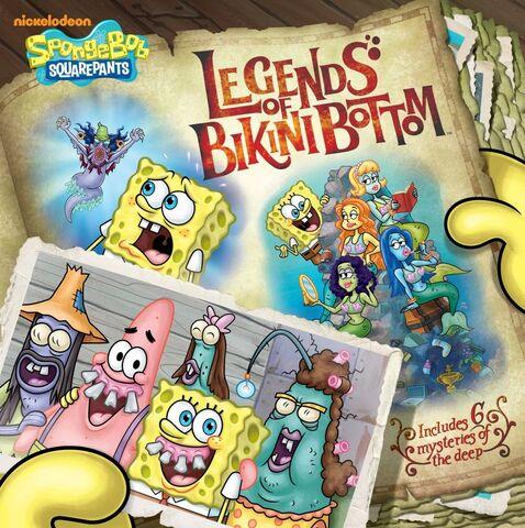 File:SpongeBob Legends of Bikini Bottom Book.jpg