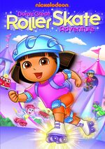 Dora the Explorer Dora's Great Roller Skate DVD