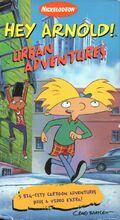 HeyArnold-UrbanAdventures-VHS