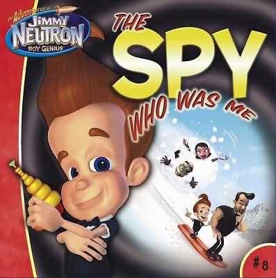 File:Jimmy Neutron The Spy Who Was Me Book.jpg