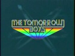 The Tomorrow Boys (Title Card)