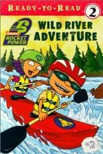Rocket Power Wild River Adventure Book
