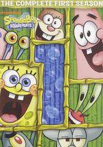 SpongeBob Season 1 DVD new version