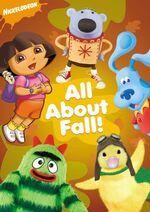Nick Jr. All About Fall DVD