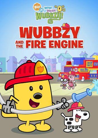 File:Wow! Wow! Wubbzy! Wubbzy and the Fire Engine DVD.jpg