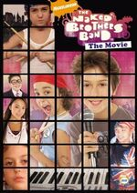 Naked Brothers Band DVD = The Movie