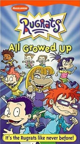 File:All Growed Up VHS.jpg