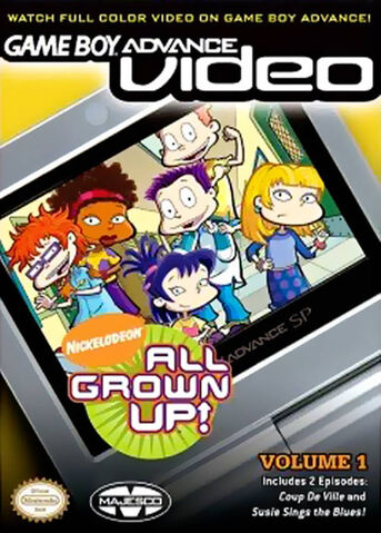 File:GBA Video All Grown Up! Vol 1.jpg