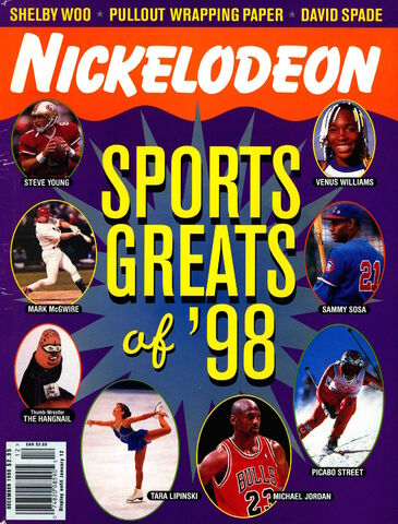 File:Nickelodeon Magazine Cover December 1998 Sports Greats.jpg