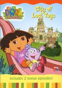 File:Dora the Explorer City of Lost Toys DVD.jpg