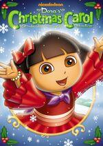 Dora the Explorer Dora's Christmas Carol Adventure DVD