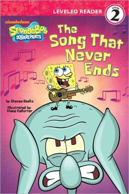 File:SpongeBob The Song That Never Ends Book.JPG