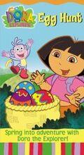 Dora the Explorer Egg Hunt VHS