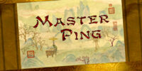Master Ping