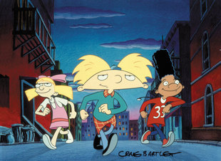 File:HeyArnold promotional poster.jpg