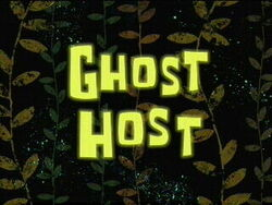 Ghost Host