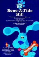 Blue's Clues Print Advertisement2