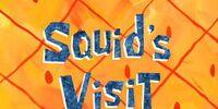 Squid's Visit