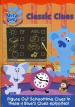 Blue's Clues Classic Clues DVD