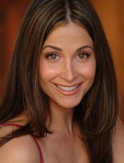 Melissa Fahn HeadShot