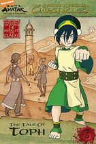 Avatar The Last Airbender The Tale of Toph Book