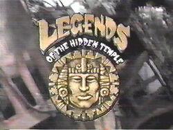 Legends of the Hidden Temple logo