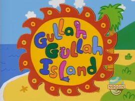 Gullah Gullah Logo