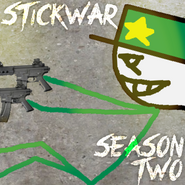 StickWar Season 2 Digital download season cover art