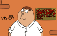 Vision 2012 Family Guy Ad