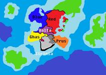 Epic island war